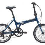 Vélo pliant Giant ExpressWay 2 : Pratique et confortable giant