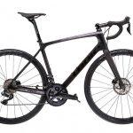 vélo Look 765 Optimum black glossy mat profilé
