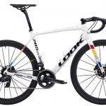 Vélo Look 785 Huez RS disc Force etap pro team white glossy 2020 A1