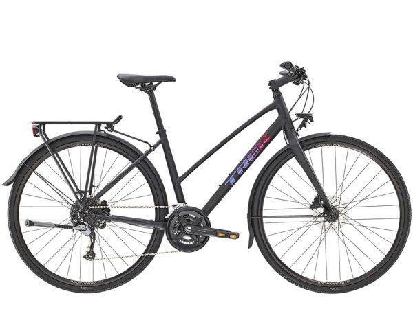 Vélo ville Trek FX 3 équipé : l'urbain idéal tout équipé