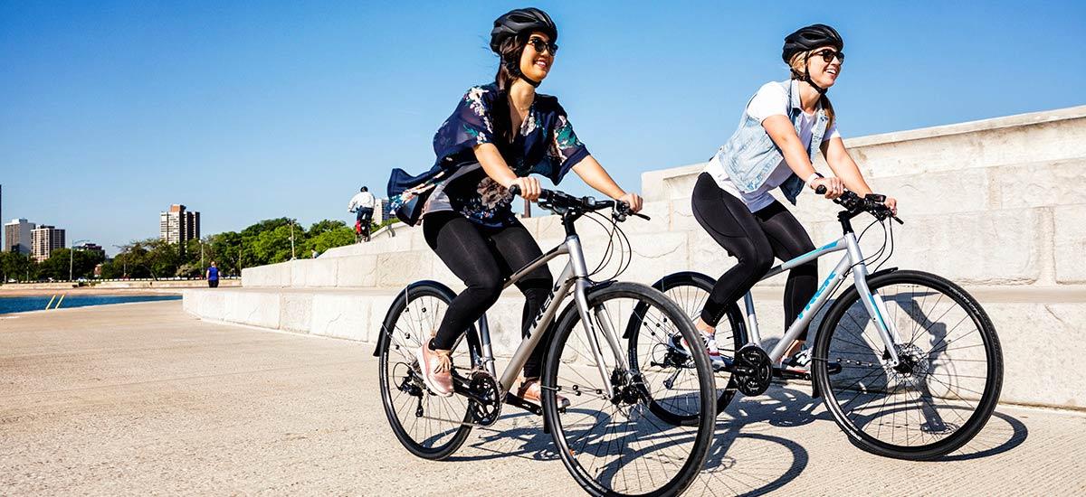 Vélos de ville Trek